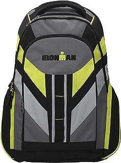 IronMan Backpack con Múltiples Bolsillos