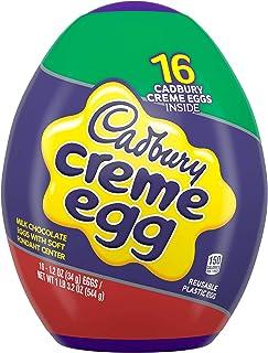 Cadbury Creme WOW Egg -- 16 Cadbury Creme Eggs Inside, Perfect for Easter