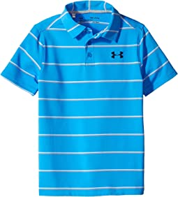 Under Armour Kids - Playoff Stripe Polo (Big Kids)
