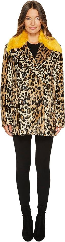 Paul Smith - PS Leopard Peacoat