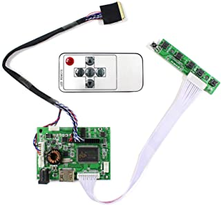 HDMI Audio Input LCD Controller Board For 14