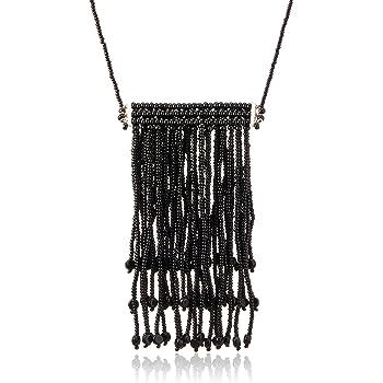 [シダイデザイン] SidaiDesigns TTBL0 - Triple Tassel Necklace TTBL0