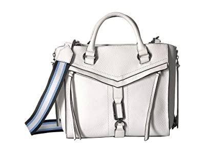 Botkier Trigger Satchel (Marshmallow) Satchel Handbags