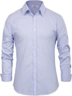 Best navy and white striped shirt dress Reviews