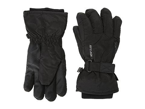 Seirus Jr Stash Glove Black Running Gloves 8253636