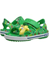 Crocs Kids - Crocband II Banana LED Sandal (Toddler/Little Kid)