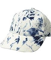 Steve Madden Acid Wash Denim Baseball Cap
