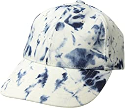 Steve Madden - Acid Wash Denim Baseball Cap