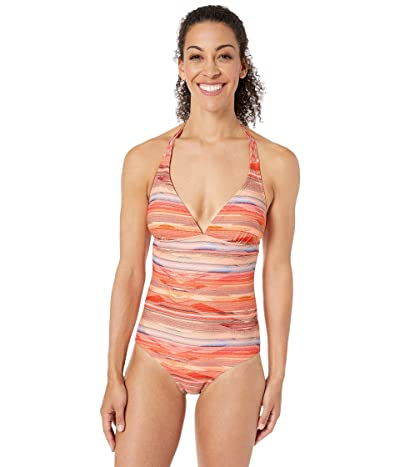 Prana Lahari One Piece (Peach Bonita) Women