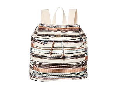 Roxy Bikini Life Backpack (Natural) Backpack Bags