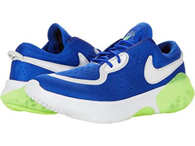 Nike Kids Joyride Dual Run (Big Kid) (Hyper Blue/Photon Dust/Ghost Green/White) Kid