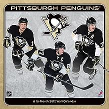 Pittsburgh Penguins 2012 Wall Calendar