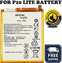APICAL LONGLIFE Replacement Battery Compatible for P10 lite HB366481ECW 3000mAh