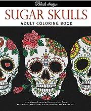 Sugar Skulls: Adult Coloring Book