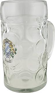 M. Cornell Oktoberfest Isar Beer Mug, 1.0-Liter