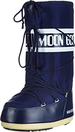 Moon Boot Unisex Adults Nylon Outdoor Fitness Shoes
