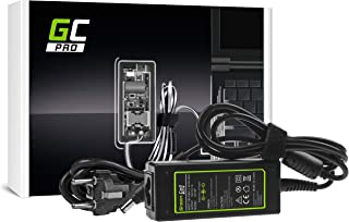 GC Pro Cargador para Portátil Samsung N100 N130 N145 N148 N150 NC10 NC110 N150 Plus Ordenador Adaptador de Corriente (19V 2.1A 40W)