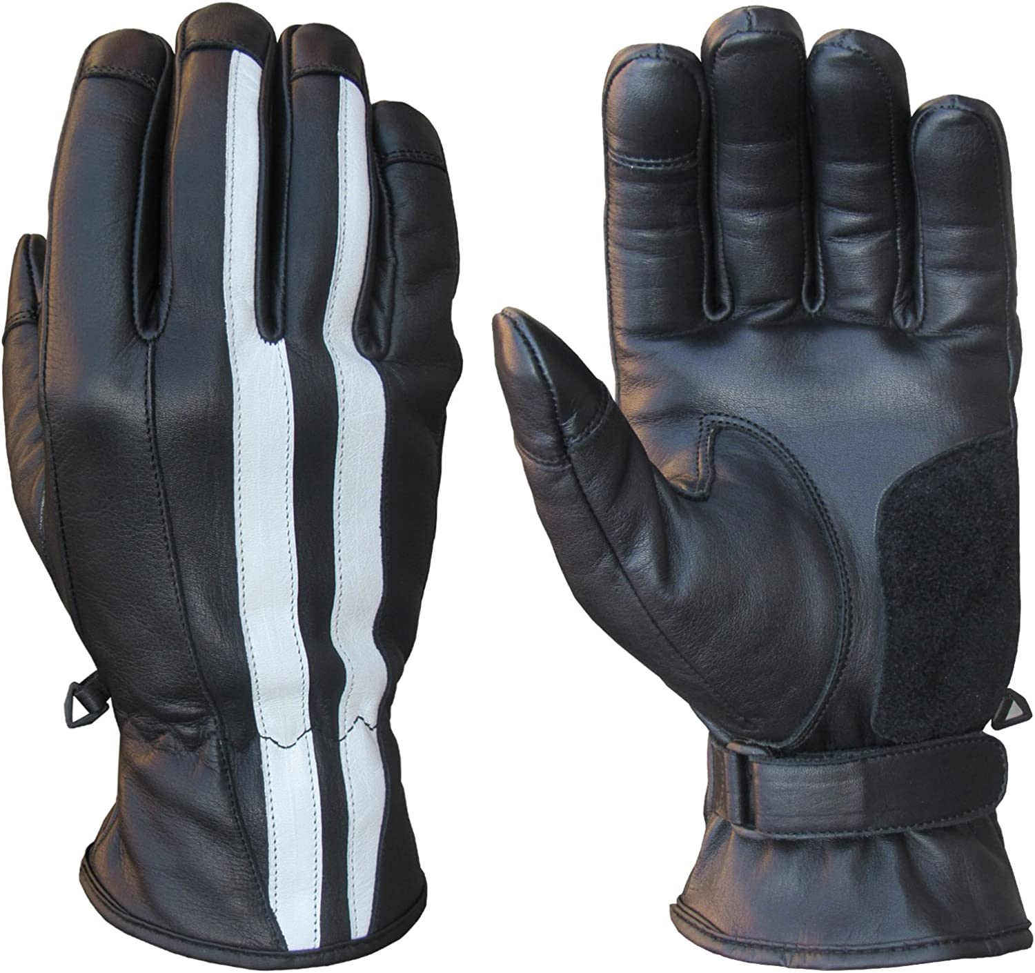 AH Apparel Mens Winter Leather Th Cowhide Cheap mail order sales Dallas Mall Driving Genuine Glove