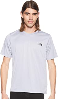 The North Face Men's REAXION AMP CREW Tees And T-Shirts
