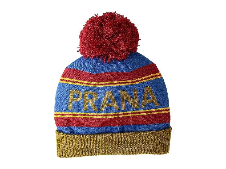 Prana Ski Time Beanie (Bronzed) Beanies