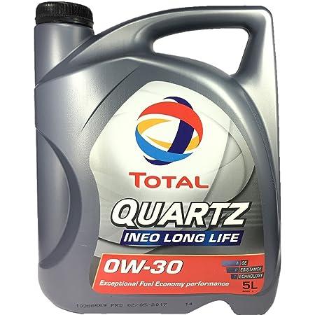 Motoröl Quartz Ineo Long Life 0w 30 5 L Total 206717 Auto