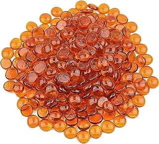 Gemnique Glass Gems - Orange (48 oz.)