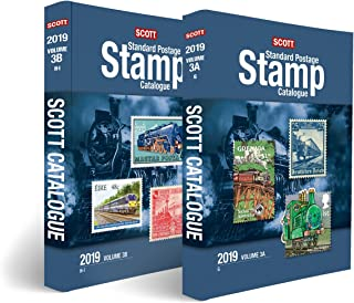 2019 Scott Standard Postage Stamp Catalogue Vol. 3 (Countries - G-I) (Scott Catalogues)