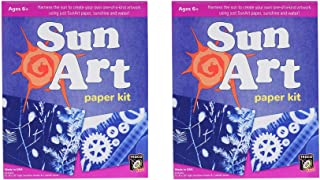 TEDCO Constructive Playthings Sun Art Paper Kit (2 PK (8x10))