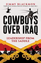 Cowboys Over Iraq : Leadership from the Saddle