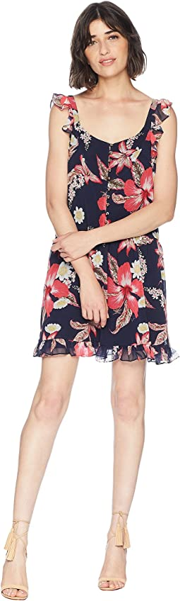 Hidden Cove Floral Dress