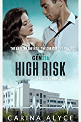 High Risk: A Medical Romance (MetroGen Downtown Forbidden Love Duets Book 2) Kindle Edition