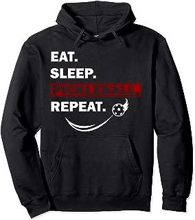 Eat Sleep Pickleball Repeat funny gift for men women Pullover Hoodie