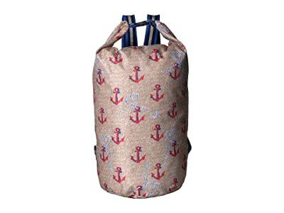 Vera Bradley Beachsack (Ahoy) Backpack Bags