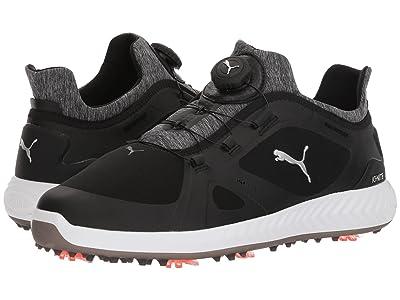 PUMA Golf Ignite Power Adapt Disc (Puma Black/Puma Black) Men
