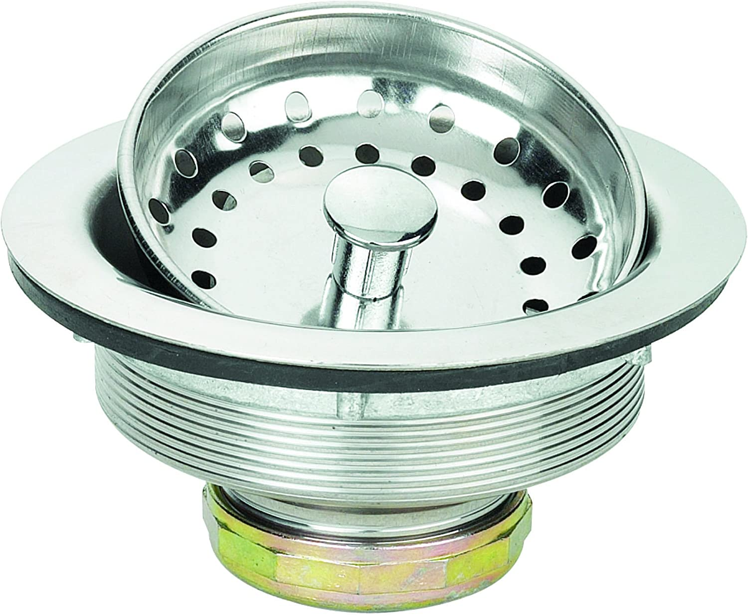 Master Equipment Stainless Steel Tub Strainers - Effective Strainers Designed to Prevent Pet Hair from Entering Drains in Grooming Tubs