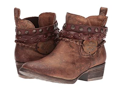 Corral Boots Q5003 (Brown) Cowboy Boots
