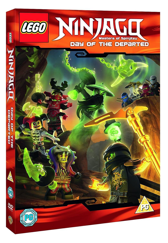 Lego Ninjago - Day Of The Departed (1 DVD): Amazon.de: DVD & Blu-ray