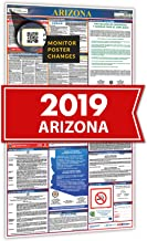 2019 Arizona All In One Spanish Labor Law Posters for Workplace Compliance