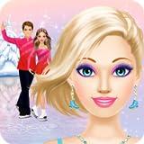 Figure Skater Makeup and Dress Up Girls - Full Version