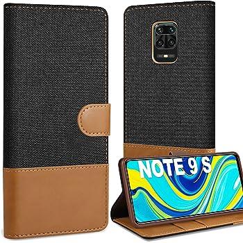 Custodia smart per Xiaomi Redmi Note 8 portafoglio libro con chiusura magnetica