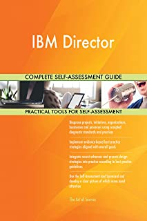 IBM Director Toolkit: best-practice templates, step-by-step work plans and maturity diagnostics