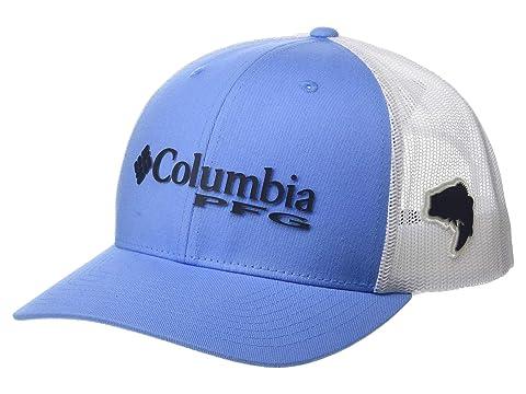 f1a80d7086a79 Columbia PFG Mesh Snap Back Ballcap at Zappos.com