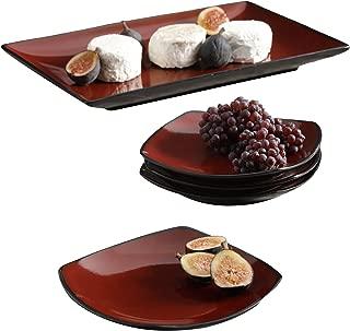 Best stoneware serving set 2 piece Reviews