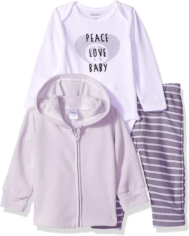 Luxury goods Hanes Ultimate Baby Zippin Zip Gorgeous Pant Fleece Hoo Bodysuit with and