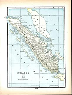 Best detailed map of sumatra Reviews