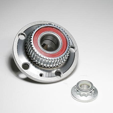 1 X Radnabe 1 X Radlagersatz Mit Abs Sensorring Hinten Auto