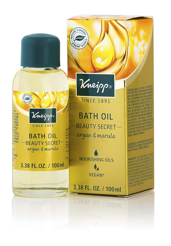 Kneipp Herbal Bath Oil Argan and Marula Secret Fl Omaha Mall O 3.38 Max 62% OFF Beauty