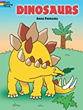 Dinosaurs (Dover Coloring Books)