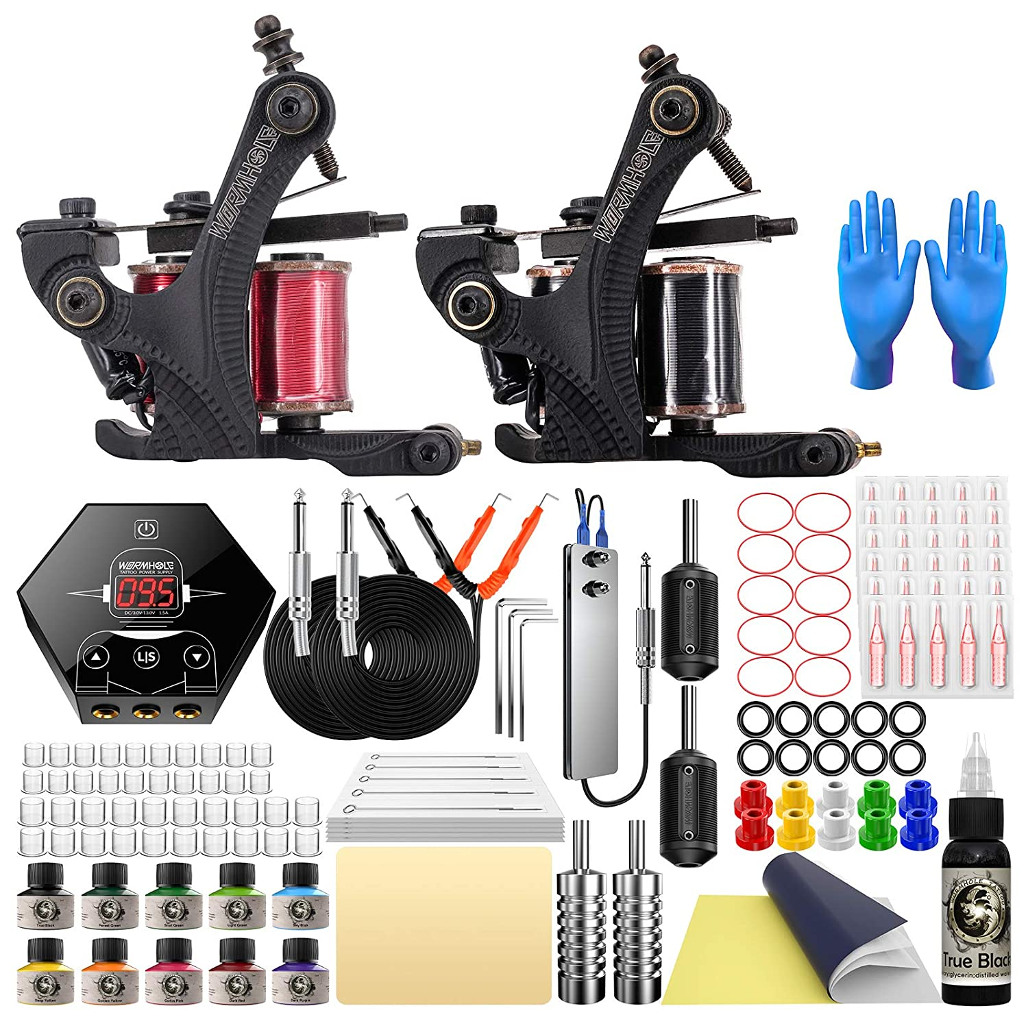 Wormhole Complete Tattoo Kit for Supply K Max 57% Our shop most popular OFF Beginners Power