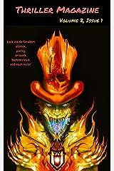 Thriller Magazine (Volume 2, Issue 1) Kindle Edition